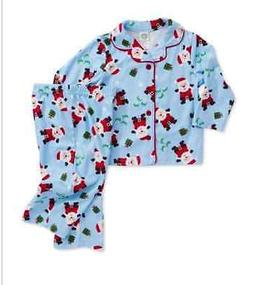 NEW BOY TODDLER 12 18 MONTH LITTLE ME 2 PIECE PAJAMA SET SAN