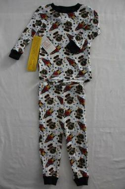 NEW Boys 2 piece Pajamas Set 12 Month Shirt Top Pants PJs Sp