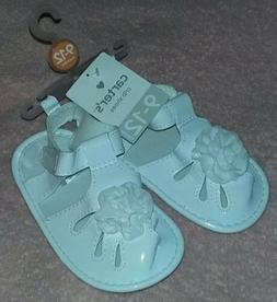 NEW Carter's 9-12 Months Baby Girl White Sandals/Shoes NWT