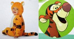 *New* Disney Deluxe Infant Costume-TIGGER-Sizes 6-12 months