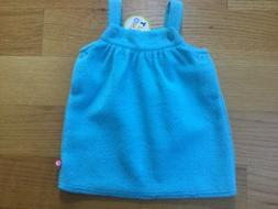 New Zutano infant fleece dress size 6-12 months