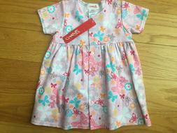New Zutano infant girl dress size 12 months