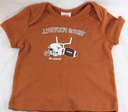 NEW Infant Toddler MAJESTIC TEXAS Longhorns Football Divisio