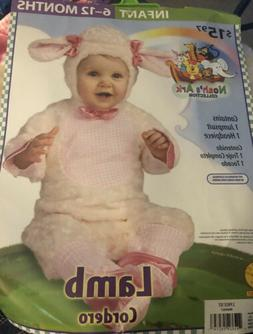 *NEW* Rubie's Noah's Ark BABY LAMB  Animal Infant Costume  6