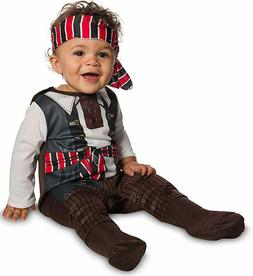 New Rubies Opus Collection costume Tiny Pirate infant size 6