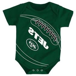 "New York Jets NFL Outerstuff Infant Green ""Fanatic"" Football"