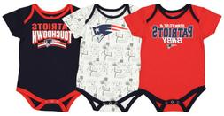 OuterStuff NFL Boys Infants New England Patriots Playmaker 3