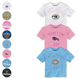 NFL Licensed Outerstuff Various Team Graphic T-Shirt Infant