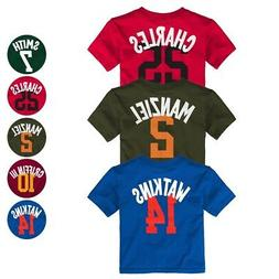"NFL ""Whirlwind"" Team Player Jersey T-Shirt Collection Infant"
