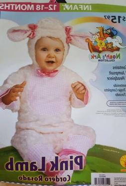 Noah's Ark Collection  Costume Infant size 12-18 mos.