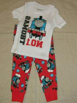 NWOT Old Navy Boys Pajamas PJs size 12 18 months Thomas the