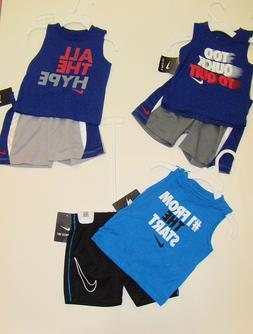nwt baby boys jersey shirt shorts outfit