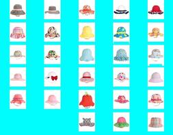 NWT Gymboree Baby Girl Hat Choice New Sunhat Sun Hats NEW