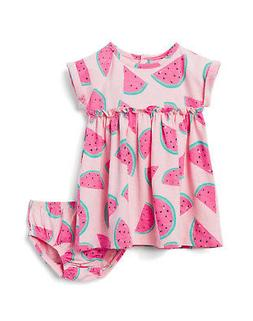 NWT Gymboree California Dreamers Pink Watermelon Print Knit