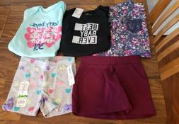 NWT Lot 5 pieces Baby Girl clothes 12-18 months The Children