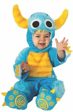 NWT Rubie's Mr Monster Infant Baby Girls Boys Halloween Cost