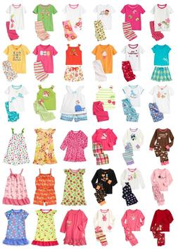 NWT Gymboree Summer/Winter Pajama Sleep set Gymmies All Size