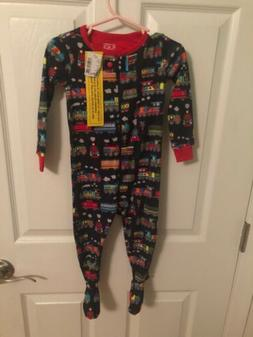 NWT The Children's Place Toddler Boy Snug Fit Pajamas Size