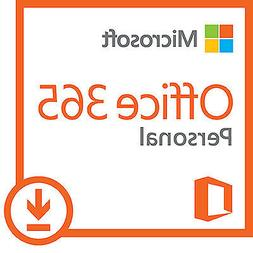 Microsoft Office 365 Personal | 12-month subscription, 1 per