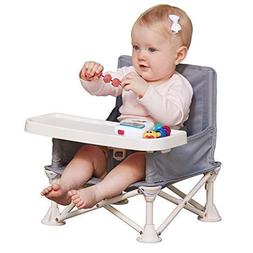 hiccapop Omniboost Travel Booster Seat with Tray for Baby |