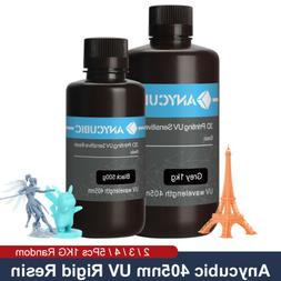 ANYCUBIC Resin 500ML / 1L 405nm UV Sensitive Resin for LCD P