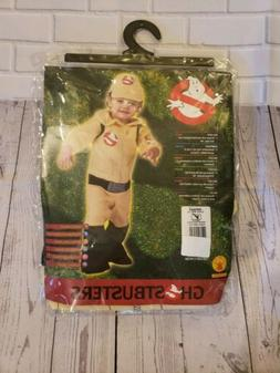 Rubie's Ghostbusters Infant Costume, 6-12 Months  NWT