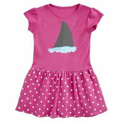 shark fin infant dress month