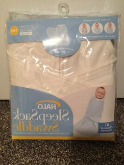 "Halo SleepSack Swaddle, Birth to 3 Months, 19"" to 23"" 