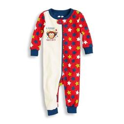 TCP BABY BOY 1PC MOMMY'S LITTLE ROCKER FOOTLESS STRETCHIE PA