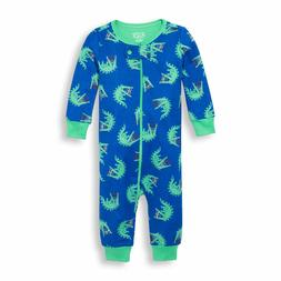 THE CHILDREN'S PLACE 1PC ALLIGATOR BOY GIRL FOOTLESS STRETCH