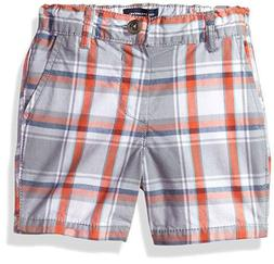 The Children's Place Toddler Boys Print Plaid Shorts, 12-18