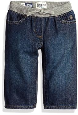 The Children's Place Baby Boys' Pull On Jeans, LIBERTYBLU 81