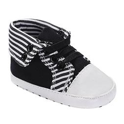Digood Toddler Baby Kids Girls Boys Cute Striped Soft Anti-S