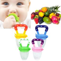 Toddlers Teether Vegetable Fruit Toddler Teething Toy Chewab
