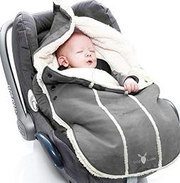 Wallaboo Baby Universal Bunting Bag, for Car Seat Stroller P