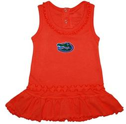 Creative Knitwear University of Florida Gators Ruffled Tank