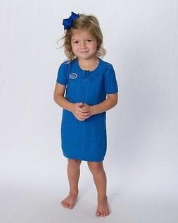 University of Florida, UF Toddler Sweater Dress, Size 12 mon