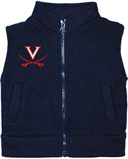 Creative Knitwear University Of Virginia Cavaliers Newborn I