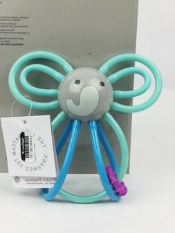 Winkle Elephant Baby Toy By Manhattan Toy Company