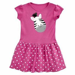 zebra infant dress child toddler